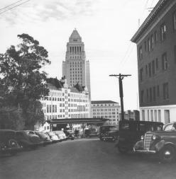 Ansel Adams: city hall