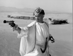 Lawrence of Arabia:Peter O'Toole