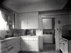 wallace neff kitchen 1930