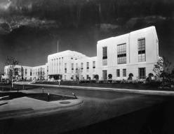 1938 1939 MGM irving thalberg building claude beelman