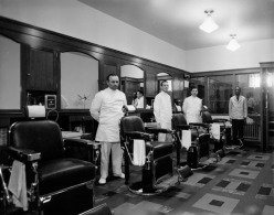 barber shop union station