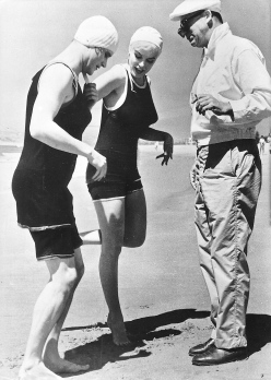 billy wilder with marilyn monroe and jack lemon