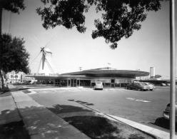 van de kamps bakery drive-in 1949