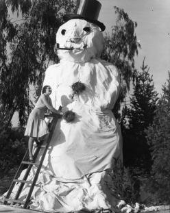 1929 snowman pasadena