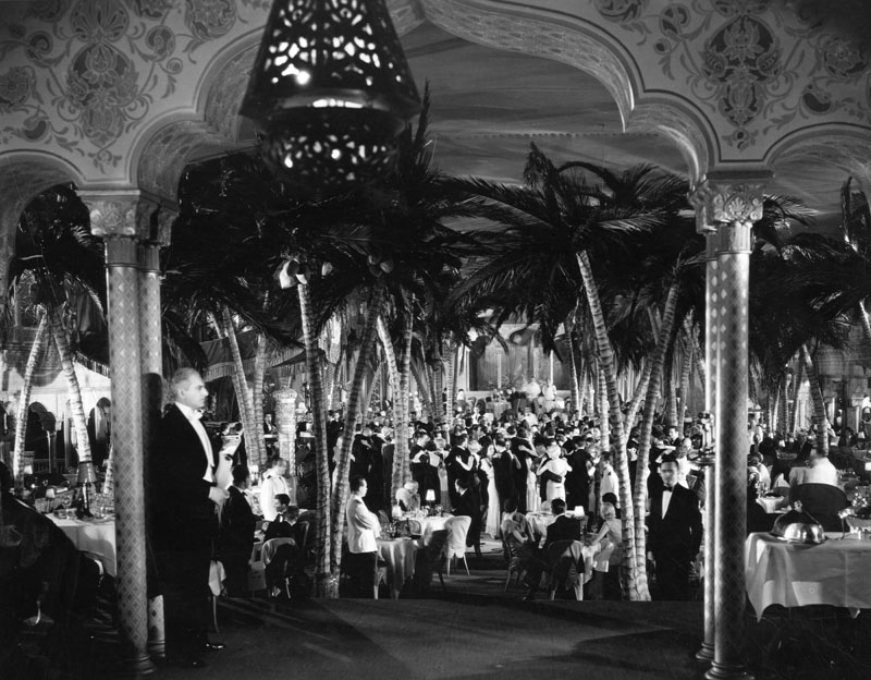 The Cocoanut Grove At The Ambassador Hotel Redesigned By