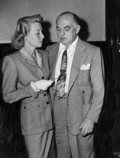 Mr and Mrs Harry Cohn