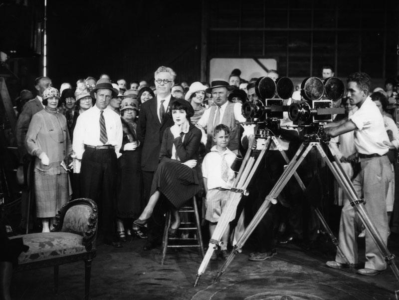 1926 on set