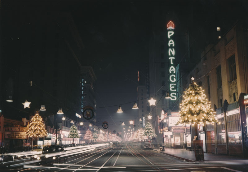 3 hollywood blvd 1950