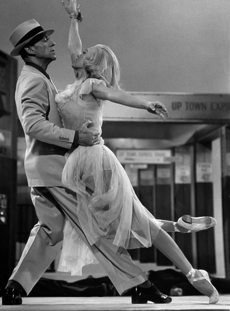 Astaire Charisse Band Wagon