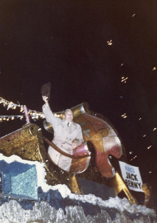 Jack Benny Hollywood Christmas Parade