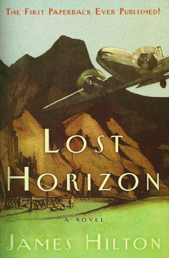 Lost Horizon James Hilton