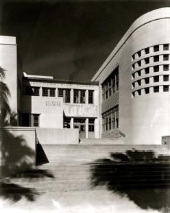 1935 hollywood high