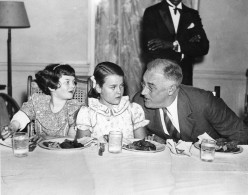 1937 warm springs children and fdr