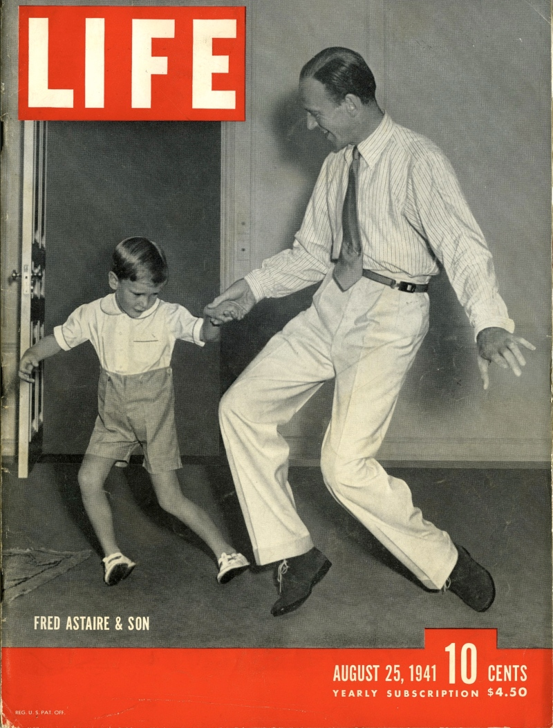 Fred Astaire and Son