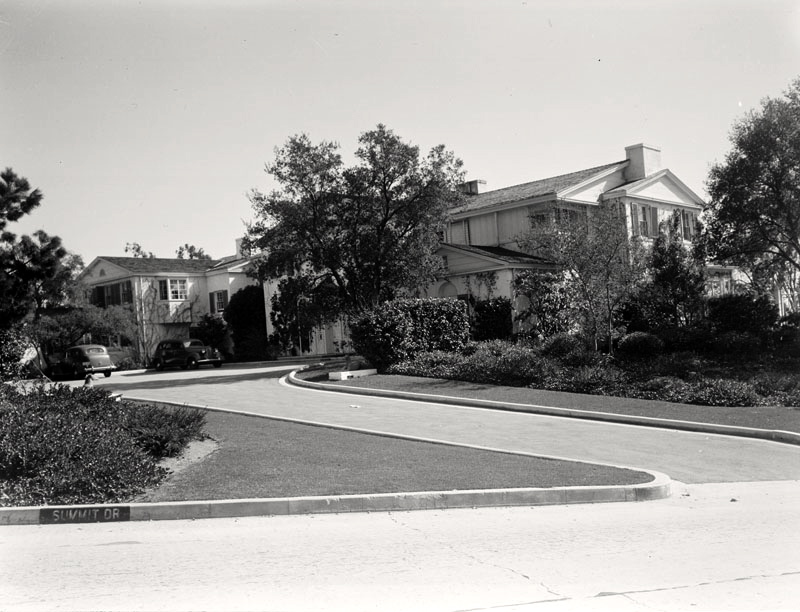Selznick home