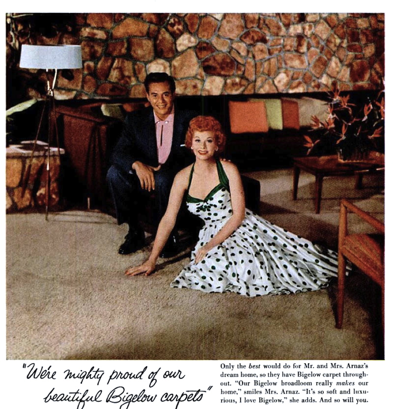 Mid Century Romance The Home Of Lucille Ball And Desi