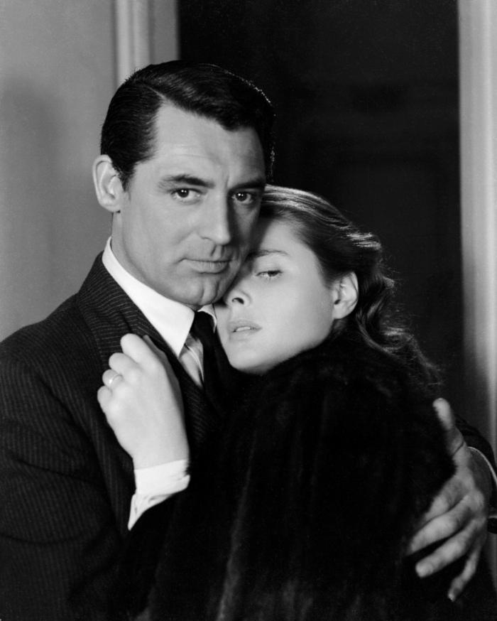 Notorious, Cary Grant, Ingrid Bergman