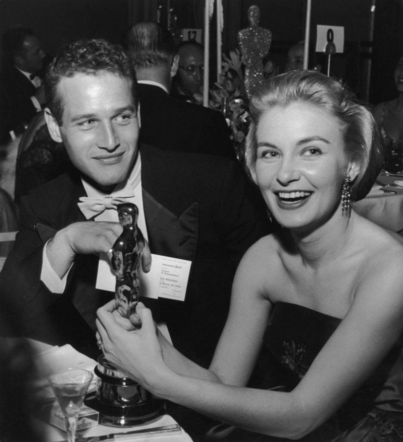 Best Actress - 30th Academy Awards - Joanne Woodward