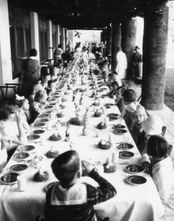 1920s easter meal