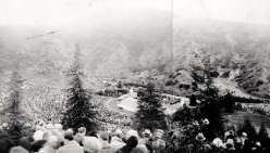 1929 sunrise service hollywood bowl