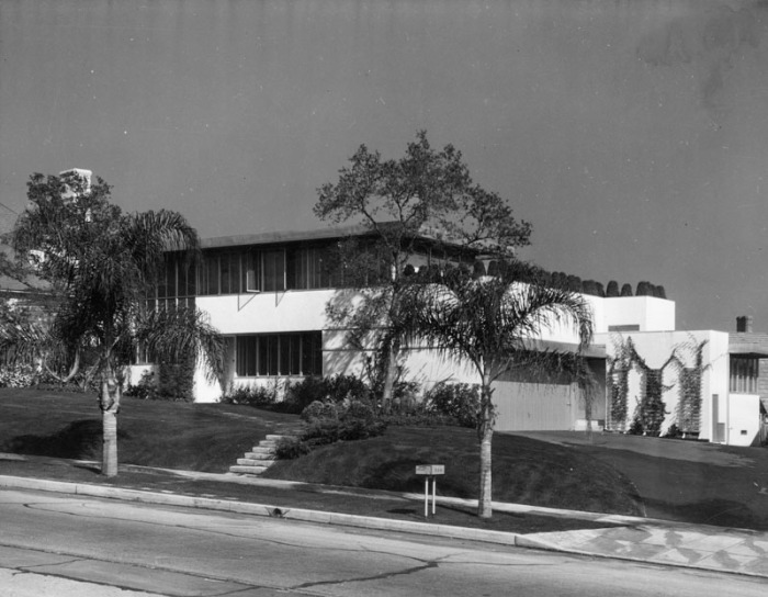 1937 Neutra Edward Kaufman house