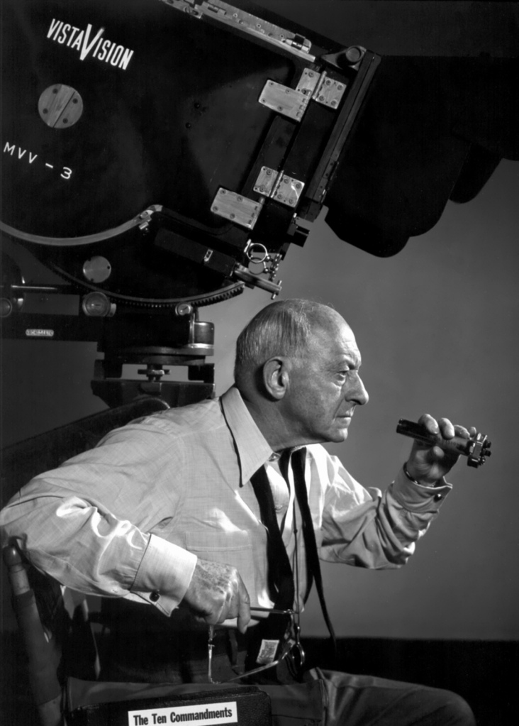 a biography of cecil b demille a hollywood film director American film director cecil blount demille edit language biography/cecil-b-demille named as cecil b demille cecil b demille 1 reference.