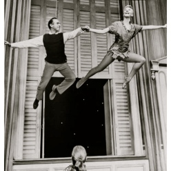 JEROME ROBBINS MARY MARTIN