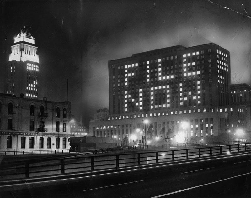 1961 Federal Building LA