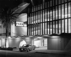 a garage 1961