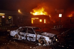 Los Angeles riots