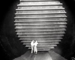 Cal Tech Wind tunnel 1931
