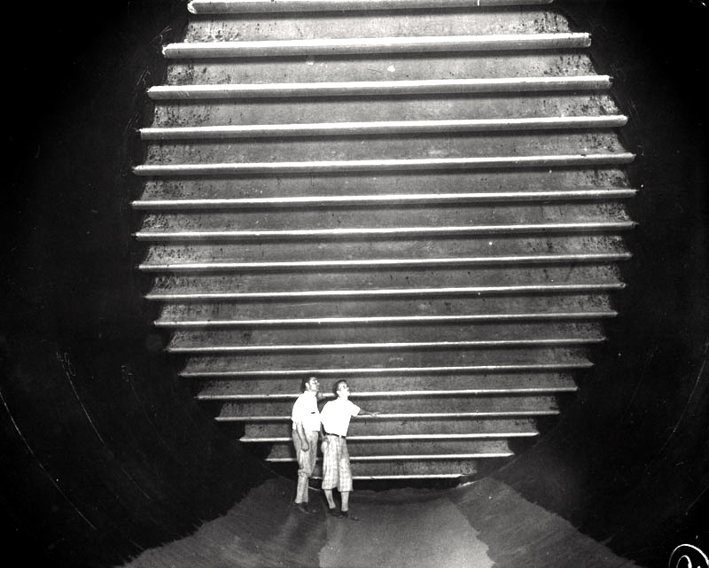 Cal Tech Wind tunnel 1931