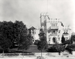 Glencarry Hollywood razed 1959