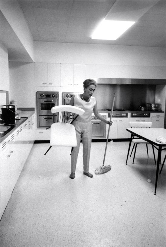 joan in kitchen