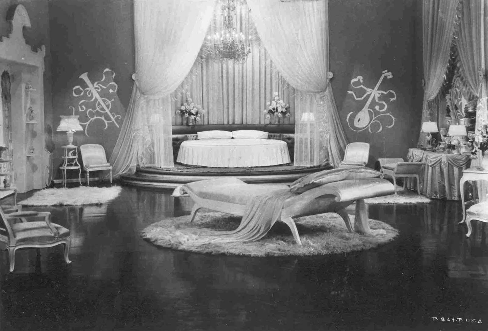 interesting hollywood bedroom furniture set | RISE AND SHINE – THE REAL AND THE UNREAL | BEGUILING HOLLYWOOD
