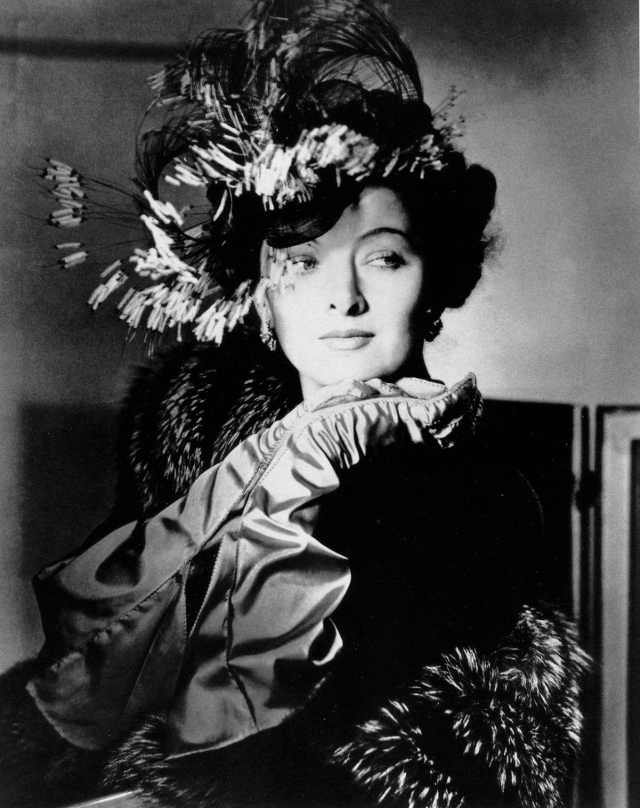 1942 Horst Myrna Loy New York