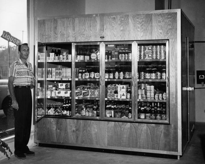 1952 cooler n hollywood ralph morris