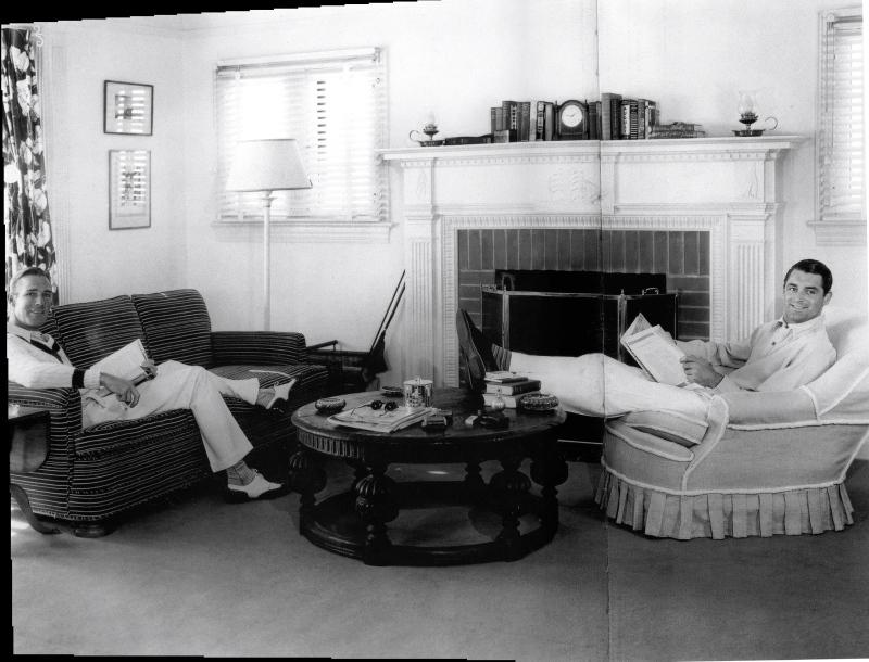 Cary&ScottAtHome