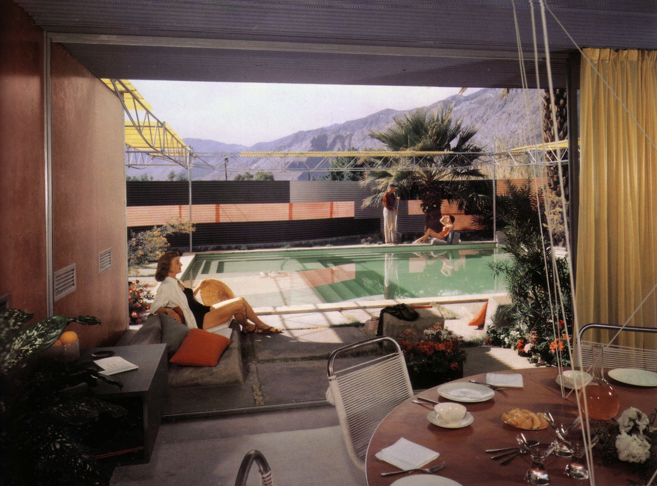 Mid Century Palm Springs With Julius Shulman And Albert Frey Beguiling Hollywood