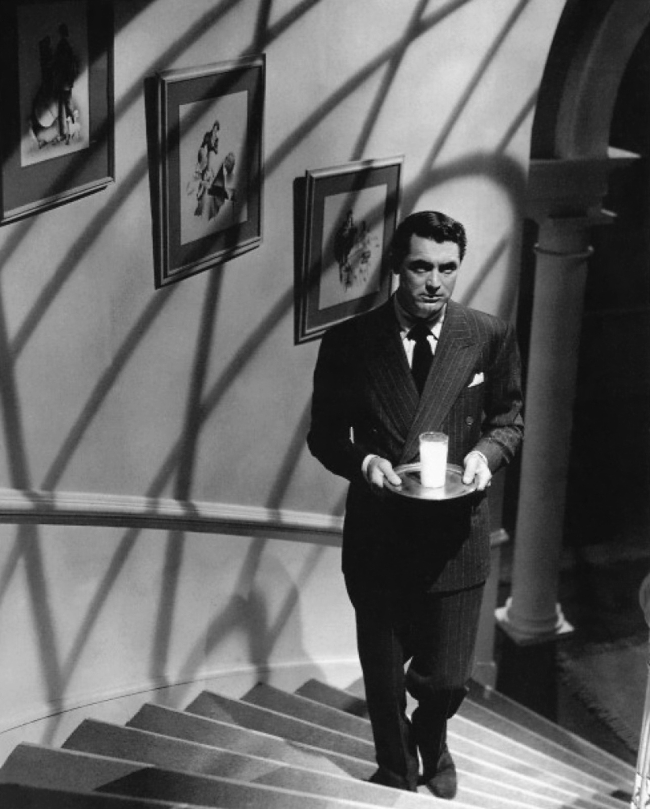 Cary grant the diabolical charmer suspicion directed for Cary grant first movie