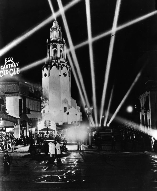 FOX CARTHAY CIRCLE