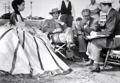on set gone with the wind