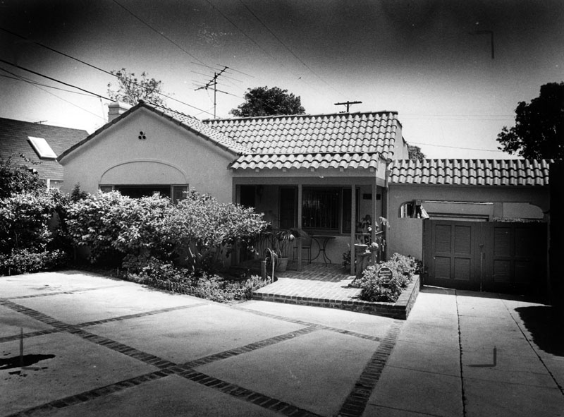 raymond chandler house