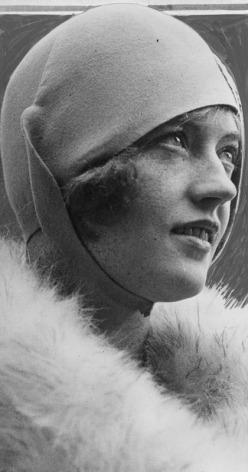 1929 Marion Davies Paris Vogue
