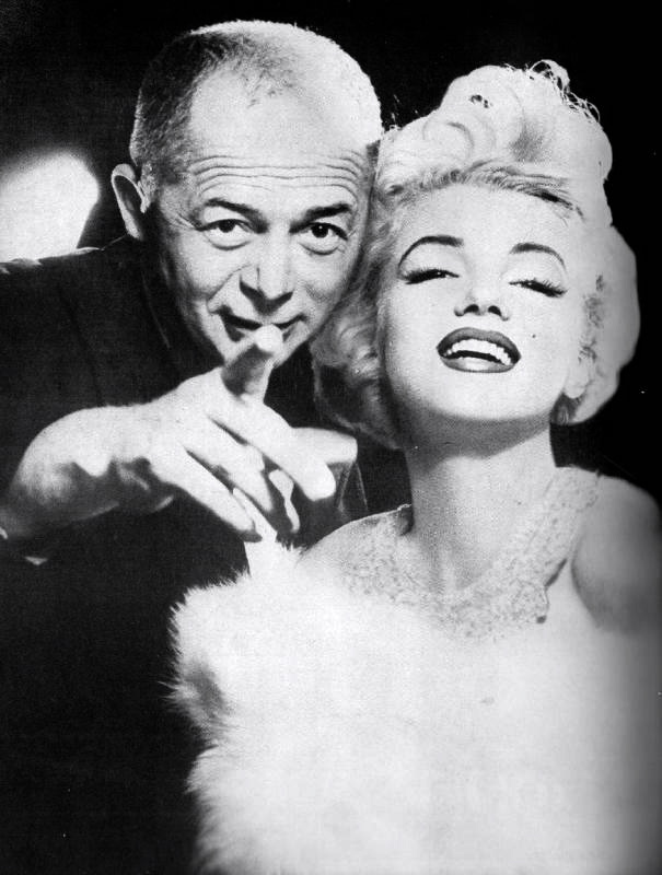 HAPPY BIRTHDAY BILLY WILDER