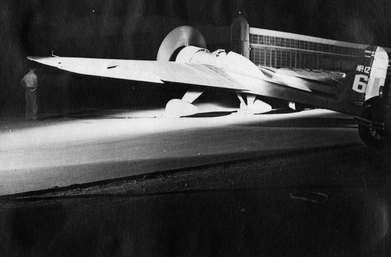 1932 Clare Vance Flying Wing