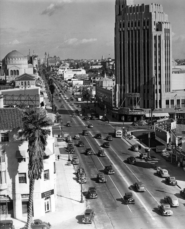 the temple and and the wiltern