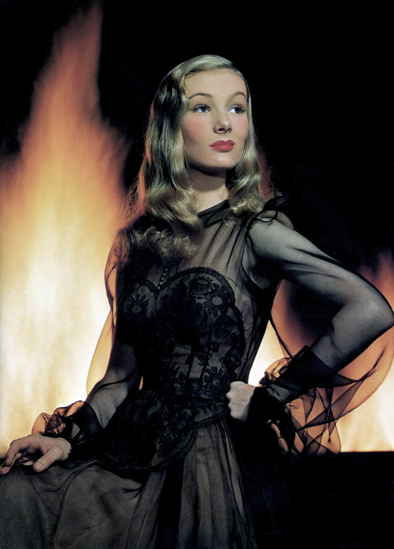 Home Fashion Design Studio Ideas Veronica Lake I Married A Witch Mr Lester You Are