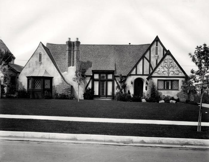 Lon Chaney Sr house