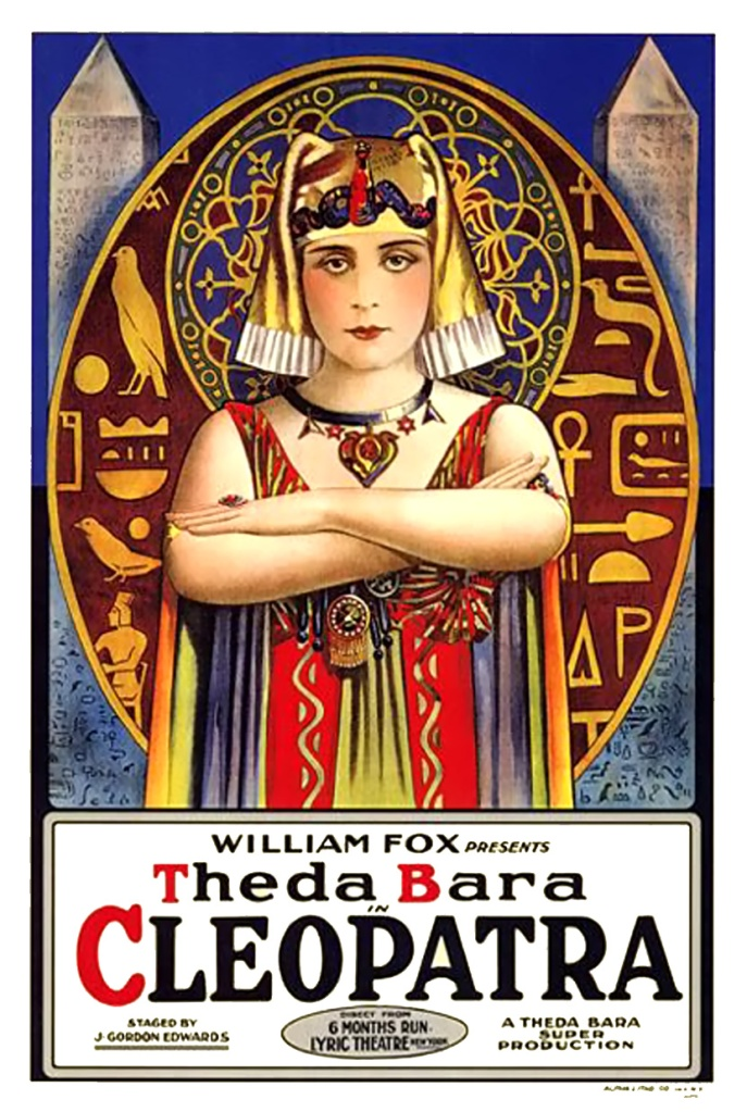Poster - Cleopatra (1917)_01